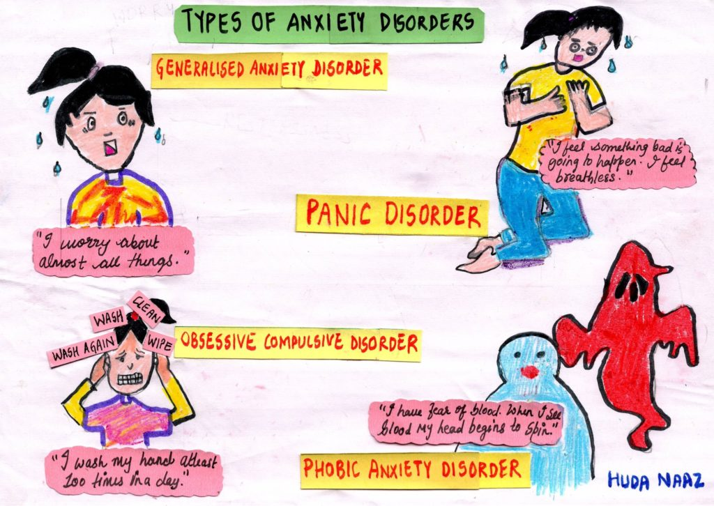 """Anxiety Disorders: """" Time to change, Say Goodbye to your ..."""