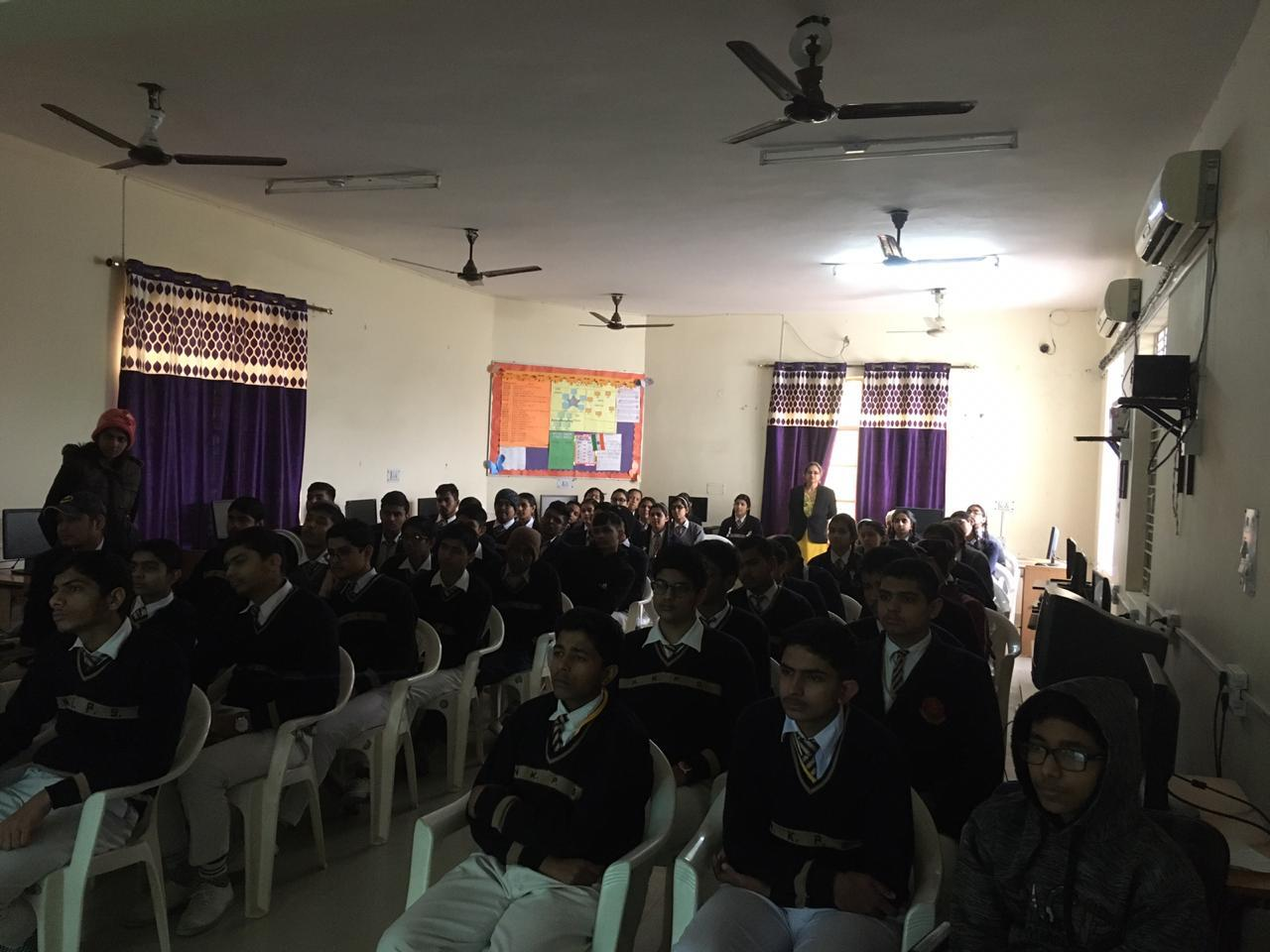 Workshop on Career Counselling